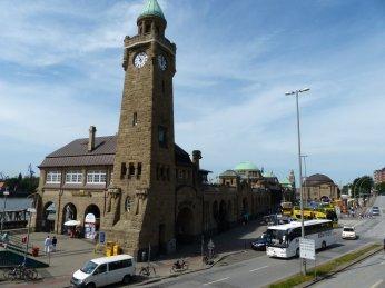 Hamburg Landungsbrücken