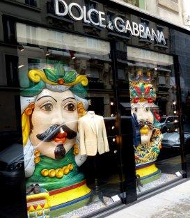 Paris Dolce & Gabanna