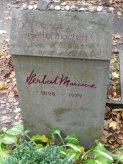 Grabstein Herbert Marcuse
