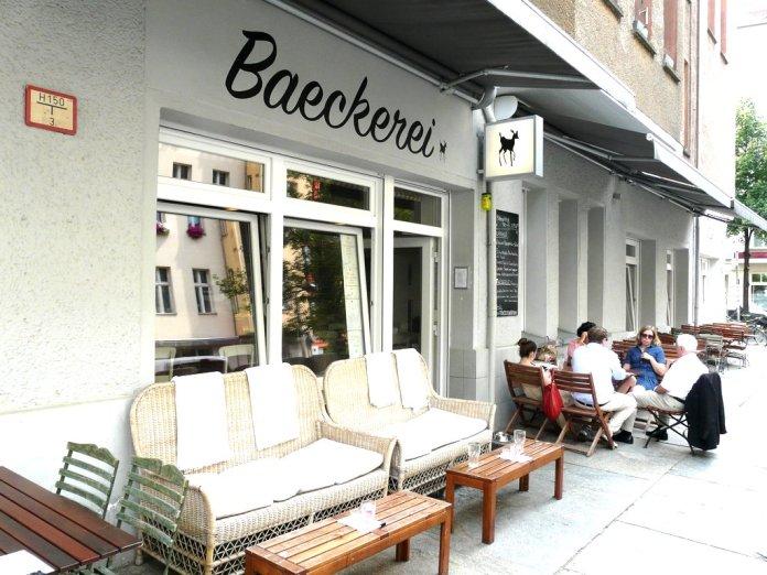 Bäckerei des Restaurants Alpenstück