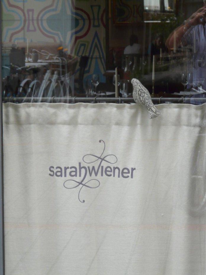 """Sarah Wiener mit """"Das Speisezimmer"""", Berlin"""