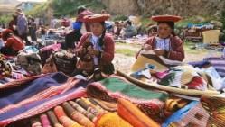 Markt von Chinchero