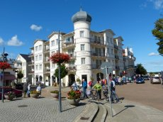 Usedom - Alte Pracht in Ahlbeck