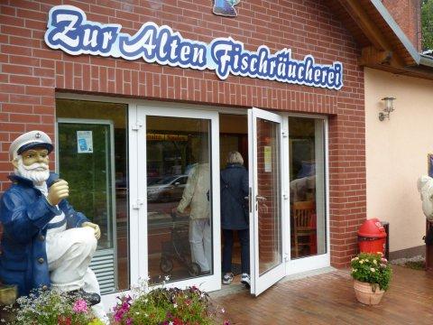 Usedom - Zur Alten Fischräucherei