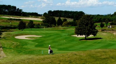 Usedom - Golf total am Balmer See