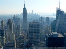 Skyline Mid- und Downtown