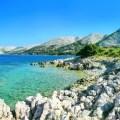 Insel Krk - Kroatien Panorama