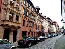 Mittelalterliche Gassen in der Altstadt