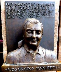 Denkmal für ein Nürnberger Original