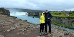 Kühl und regnerisch - Island