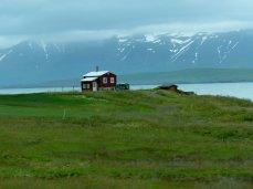 Idyllische und einsame Nordküste - Island