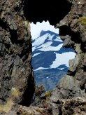Blick auf denSnaefellsjökull - Island