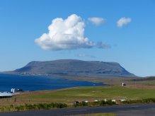 Friedlicher Ausbruch - Island