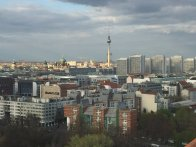 Blick auf Berlin Mitte