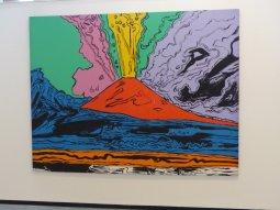 Der Vesuv von Andy Warhol