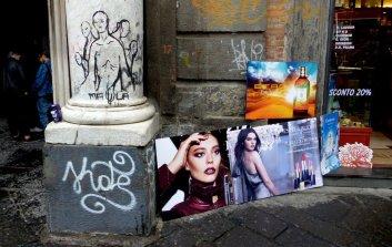Street Art & Werbung