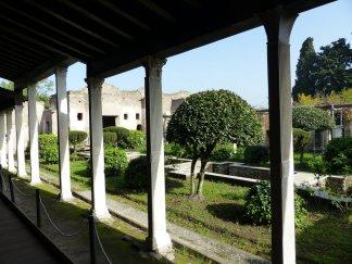 Garten in P.