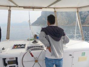 Bootsrundfahrt um Capri