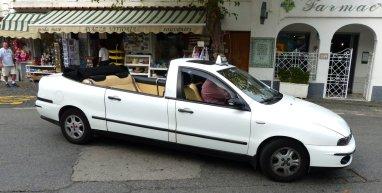 Unser Cabriotaxi