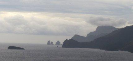 Und noch ein Rückblich auf Capri im Regen