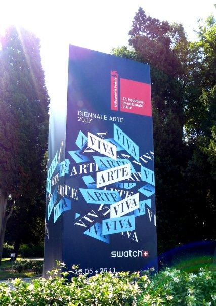 Motto der Biennale 2017, Viva Arte