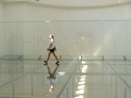 Deutscher Pavillon, Performance Anne Imhof