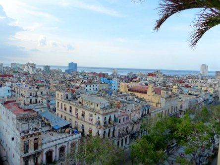 Havanna mit Meerblick