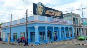 Che allgegenwärtig, auch in Cienfuegos
