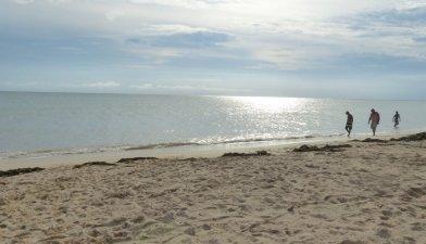 Am Karibikstrand