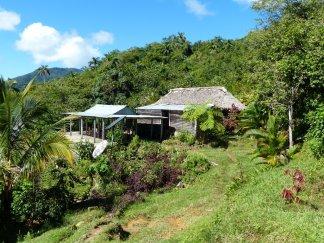 Finca in den Bergen, die Fidel versteckte und versorgte