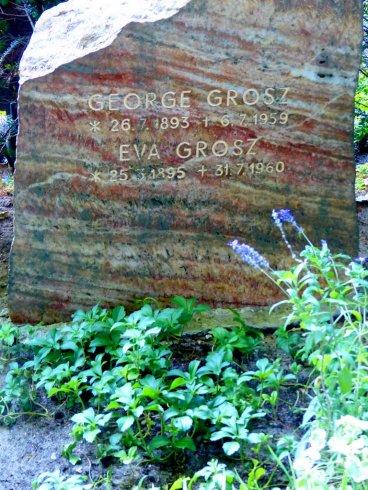 George Grosz, expressionistischer Maler, 1893-1959