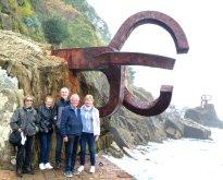 Unsere Gruppe beschützt den Euro!
