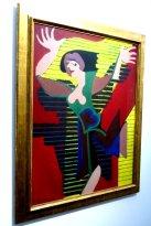 Kirchner, Tänzerin