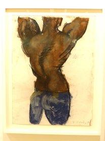 Rainer fetting, Rücken