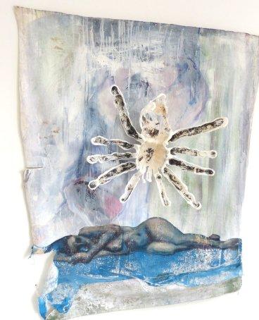 Raphaela Vogel, , Vogelspinne, Galerie BQ