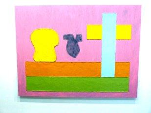Jonathan Lasker, Galerie Thomas Schulte