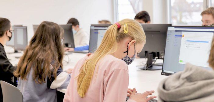 Weiterführende Schulen blicken optimistisch in die Zukunft