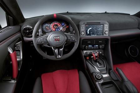 Nissan GT R Nismo Neue Generation Des Supersportwagens