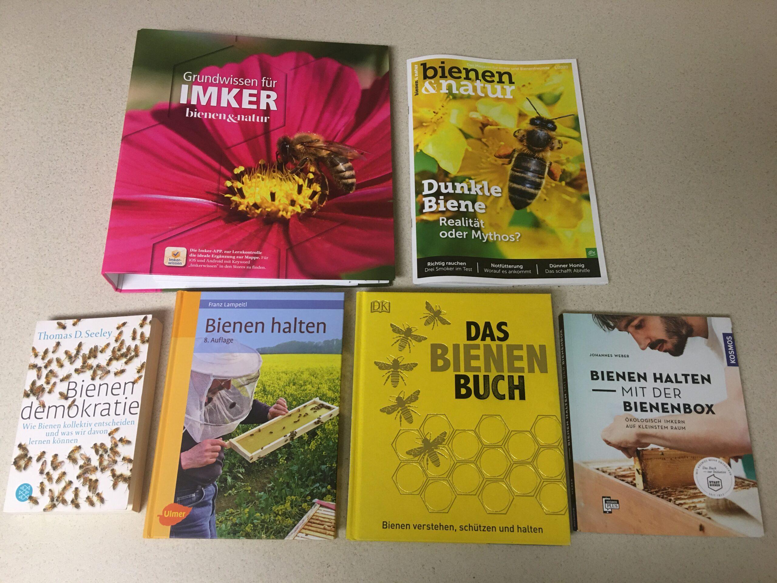 Bienenliteratur Bild