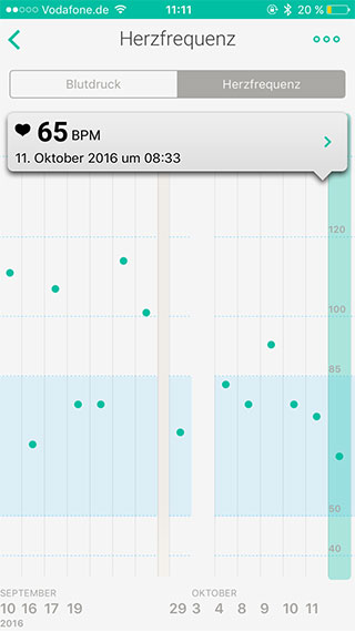 Withings App Herz-1