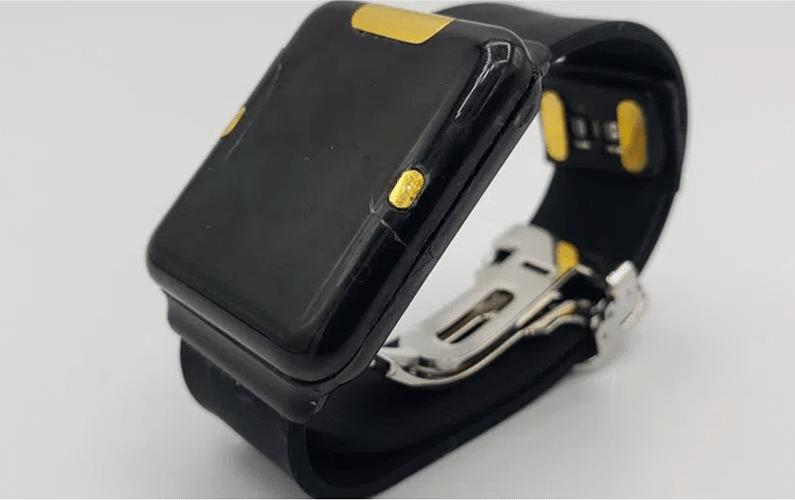 Blutzuckermessung mit der Armbanduhr