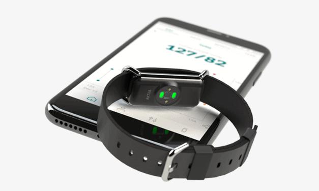 Aktiia-Armband: 24-Stunden-Blutdruckmessung am Handgelenk