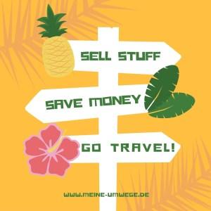 Sell stuff