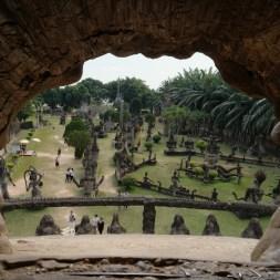 Buddhapark Vientiane