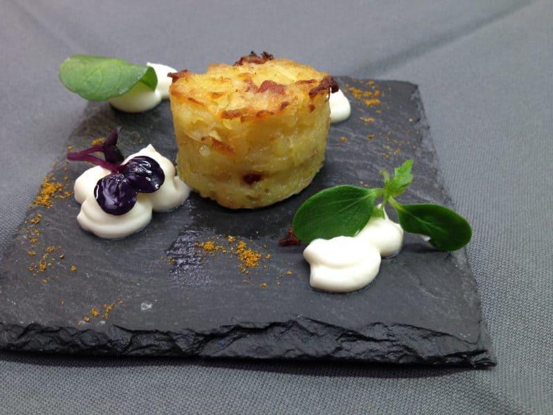 Döppekooche-Muffin