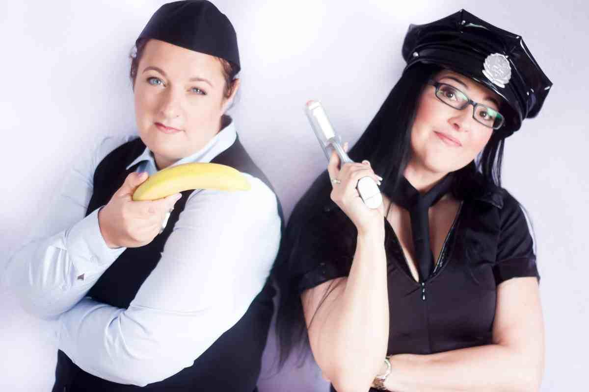 """""""Die Weibsbilder"""" - tolles Kabarett-Duo aus der Eifel - mit exklusiven Programmausschnitten"""