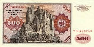 500 DM Schein