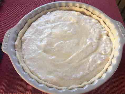 Eifeler Grießkuchen, ungebacken