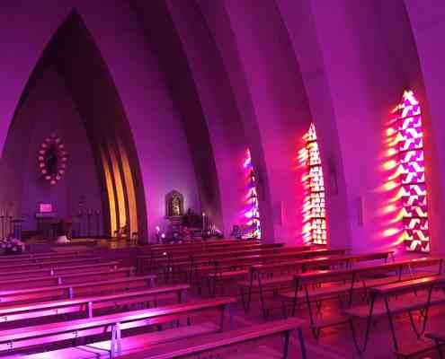 Schwanenkirche Roes