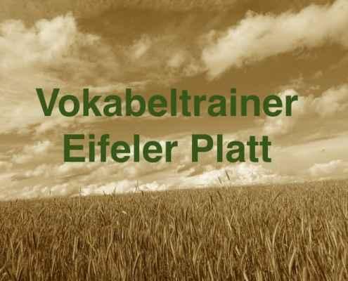 Eifeler Platt